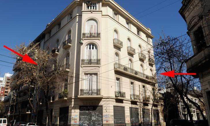 Casa de Florencia Kirchner