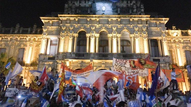 Marcha en Tucumán