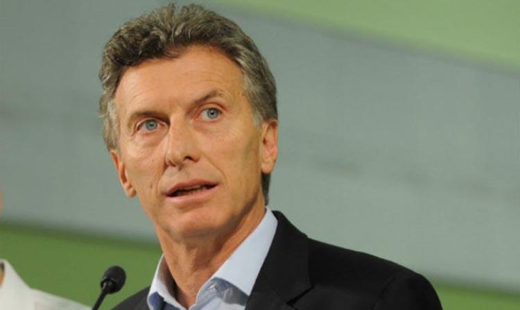 Mauricio Macri criticó a Scioli