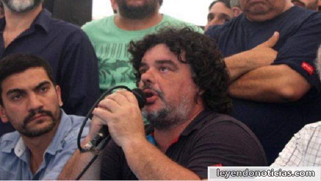 Alejandro Garfagnini ladrón