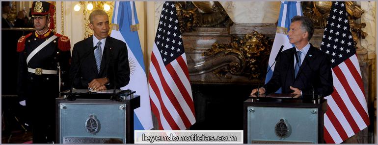 Barack Obama en Argentina