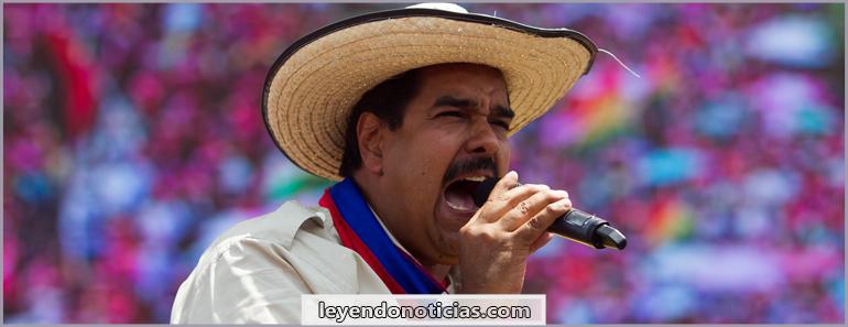 Maduro sigue con su discurso de mentiras, como le indica Fidel