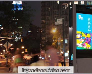 Wifi gratis en New York
