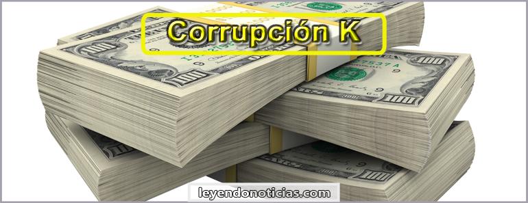 Corrupción kirchnerista