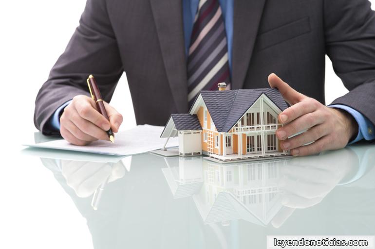 Comisión de las inmobiliarias