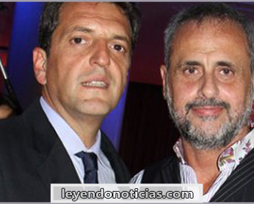 Jorge Rial apoya a Massa