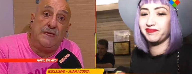 Juan Acosta Sofía Gala