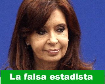 Cristina Kirchner burra