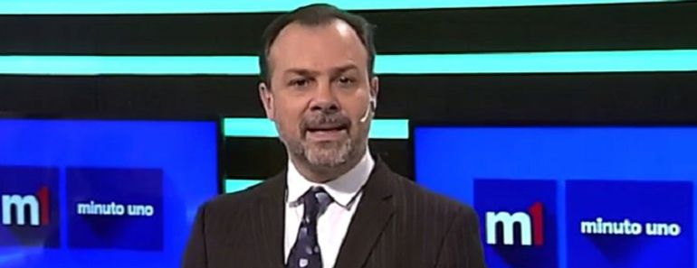 Eduardo Cáceres y Hugo Yasky