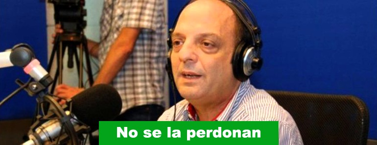 Jorge Rial contra Baby Etchecopar