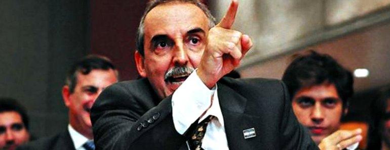 Violencia de Guillermo Moreno