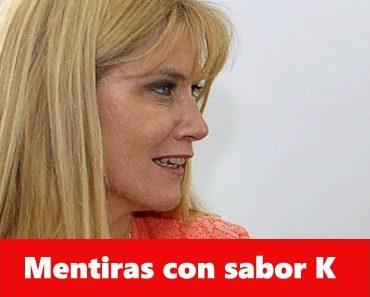 Las mentiras de Verónica Magario