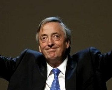 Néstor Kirchner delincuente