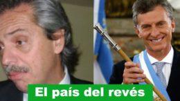 Alberto Fernández el problema es Macri
