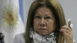 Graciela Camaño - Marcos Peña