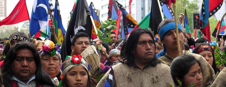 Denuncia mapuche falso testimonio