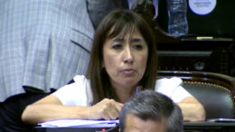 Roxana Reyes aniquiló al kirchnerismo con su discurso