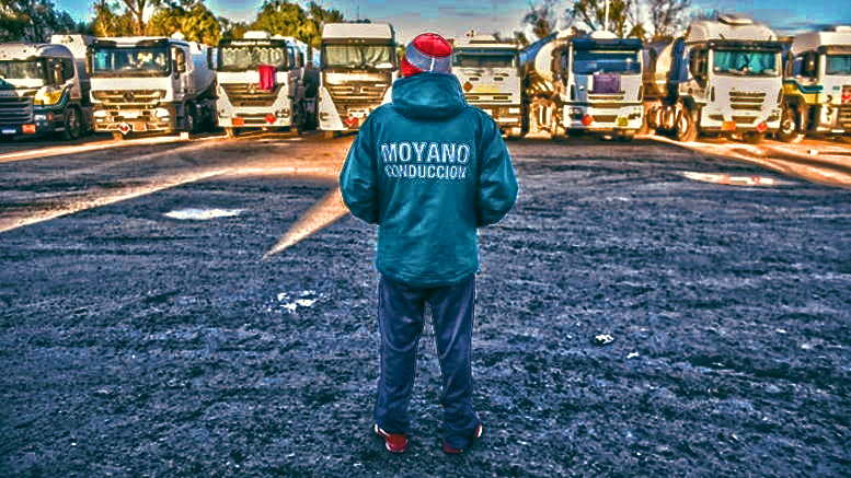 Gobierno arremete mafioso Hugo Moyano