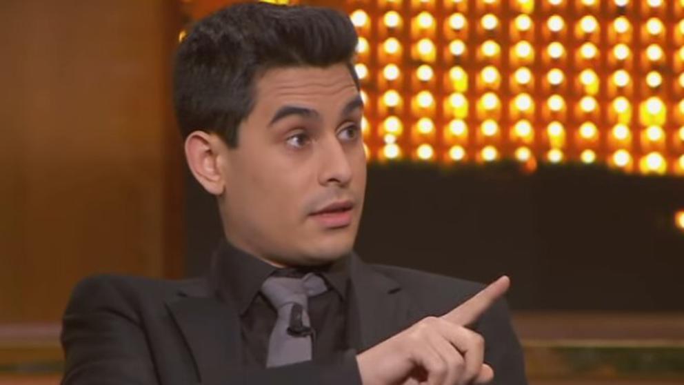 El humorista David Suárez, despedido por sus comentarios sobre discapacitados