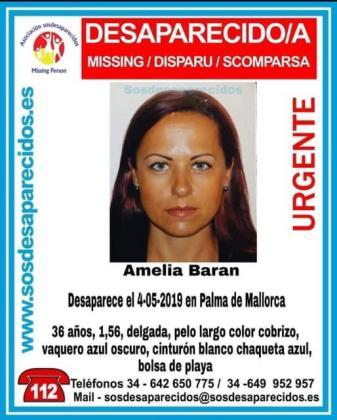 Encuentran a la mujer desaparecida