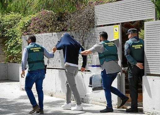 Detenida una pareja en Magaluf por abusos sexuales a un menor de edad