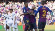 El Barça gana en el Camp Nou tras el desastre en Vhampions League