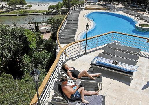 Las zonas turísticas de Mallorca registran una caída de actividad del 20 % en mayo