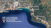Presentan una propuesta para hacer llegar el metro a Badia Gran