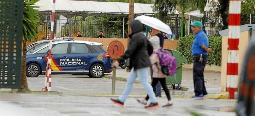 La pequeña fallecida en un colegio en Palma sufrió una crisis tras tomar un helado