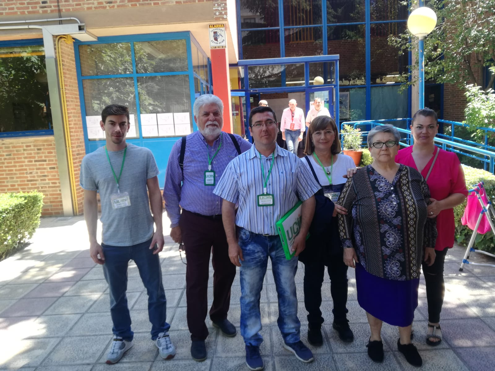 """UCIN ALBACETE DENUNCIA FALTA DE CIVISMO EN LOS """"GUMYS""""."""