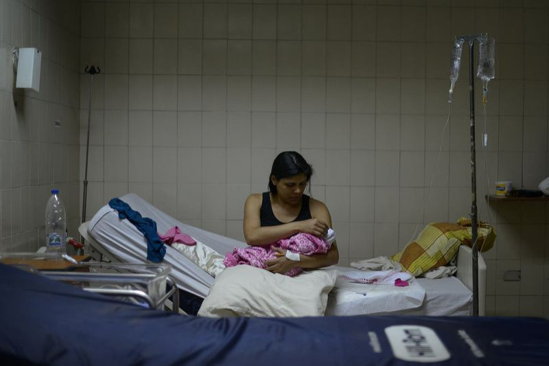 La muerte de cuatro chicos desencadena una batalla política en Venezuela