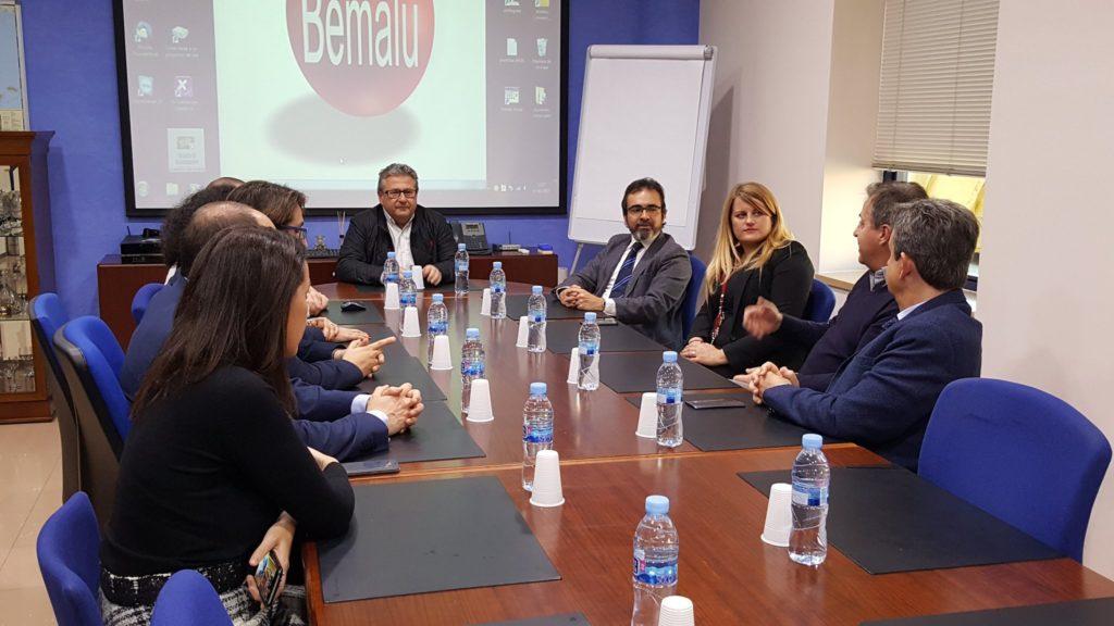 Entrevista a Sebastián Mateos, presidente del grupo Bemalú
