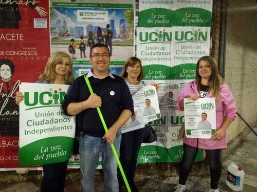 UCIN ALBACETE, reanuda su campaña después de un parón de un día en deferencia a Rubalcaba
