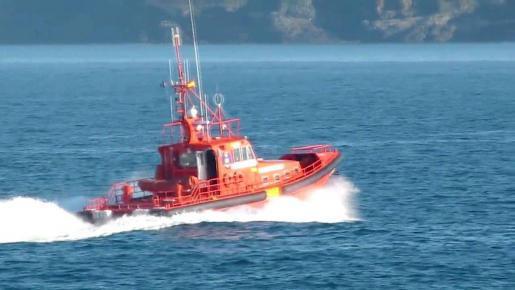 Buscan a la pasajera de un crucero caída al mar entre Mallorca y Menorca