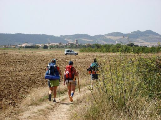 Muere atropellada una peregrina mientras hacía el Camino de Santiago