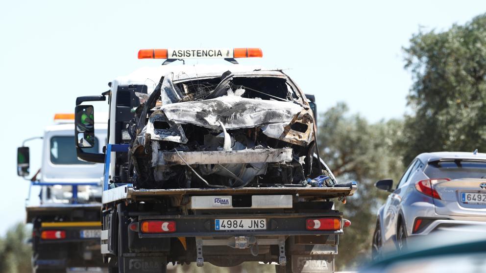 Muere el futbolista José Antonio Reyes en un accidente de tráfico