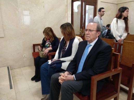 Jose María Rodríguez, condenado a tres años y medio de cárcel por el caso Over