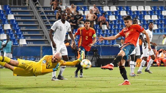 España jugará la final del Europeo sub-21 ante Alemania el próximo domingo