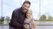 Lionel Messi construirá el centro oncológico infantil más grande de Europa
