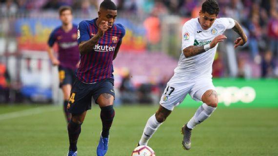 Malcom se irá del Barça si llega Neymar