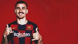 Griezmann Nuevo Jugador del Barça