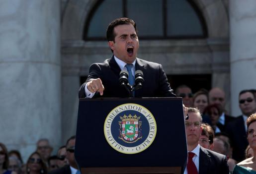 Dimite el gobernador de Puerto Rico, Ricardo Rosselló, de ascendencia mallorquina