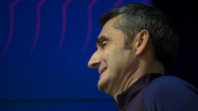 """Valverde: """"Me siento apoyado y respetado"""""""