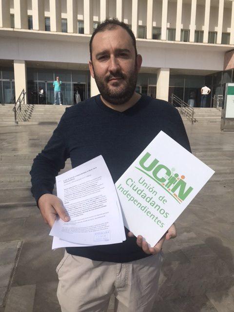 UCIN DENUNCIA AL PSOE POR PRESUNTA MALVERSACIÓN DE CAUDALES PÚBLICOS , DELITO ELECTORAL, PREVARICACIÓN ADMINISTRATIVA, ALTERACIÓN DEL CENSO Y FALSEDAD