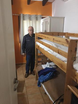 un jubilado de 78 años desahuciado, ya tiene nuevo hogar en Palma