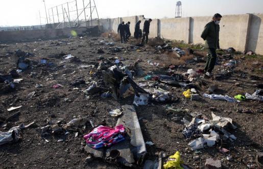 Irán reconoce que derribó el avión ucraniano