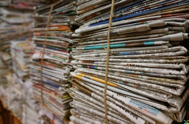 ¿Vienen a quedarse los periódicos digitales?